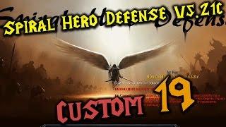 Warcraft III: TFT - (CUSTOM) 19 - Spiral Hero Defense v5.21c - Do neznáma