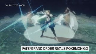 Fate/Grand Order Leaves Pokemon Go in Its Dust in Japan