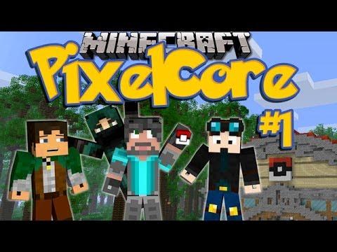 Minecraft: Pixelmon SMP Ep. 1 - Introducing The Fantastic Four!Kaynak: YouTube · Süre: 31 dakika38 saniye