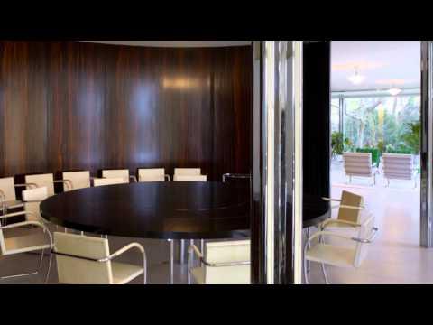 Mies Van Der Rohe's Villa Tugendhat In Context