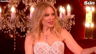 Kylie Minogue sings Neighbours wedding song 'Suddenly' by Angry Anderson (Kylies Secret Night 2019) YouTube Videos