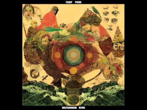 Fleet Foxes - Blue Spotted Tail