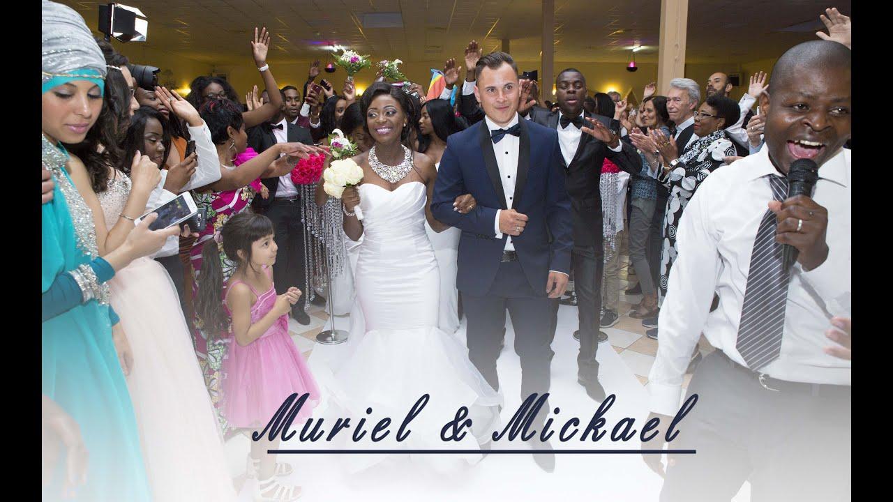 Top Muriel & Mickael (Mariage Congolais Portugais) à L'etoile Dreux  QU81
