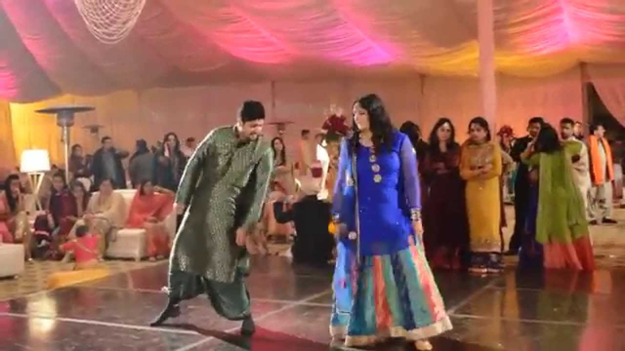 Pakistani Wedding Dance My Husband And I Arv Eer