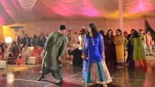 Pakistani Wedding Dance (My husband and I) ✿ ღarv ღeer