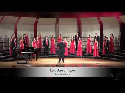 Lux Aurumque - Eric Whitacre