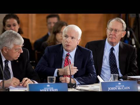 Bipartisan Meeting on Health Reform: Part 4
