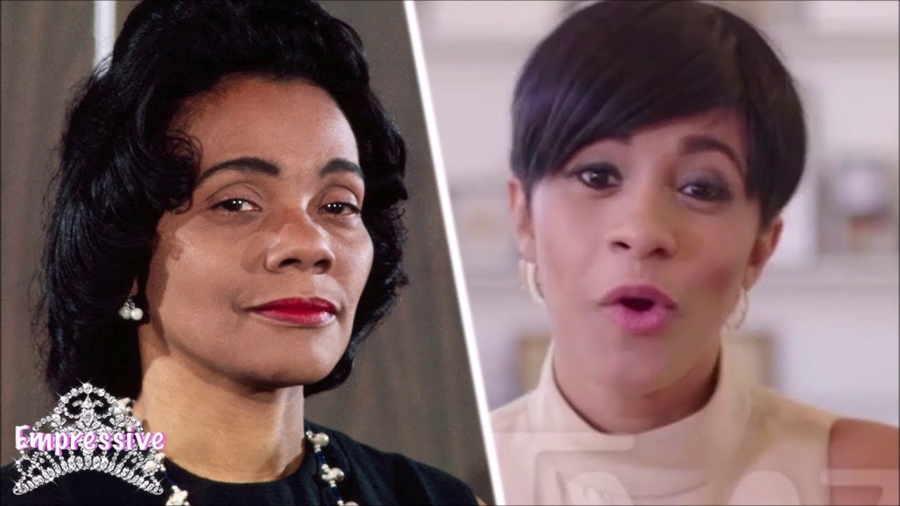 Cardi B Slammed By Children Of MLK & Coretta Scott King For Disgusting Parody Video