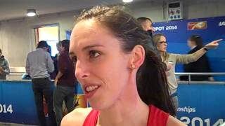 Gabe Grunewald Makes It Through 3000 Heat On Day 1 Of 2014 World Indoor Champs