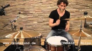 Dream Cymbals - Bliss Serie - Teil2 - www.drumxound.de