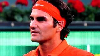 Roger Federer upset at umpire and calls for Lars