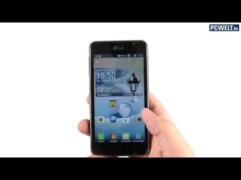 Günstiges LTE-Smartphone: LG Optimus F5 im Test-Video