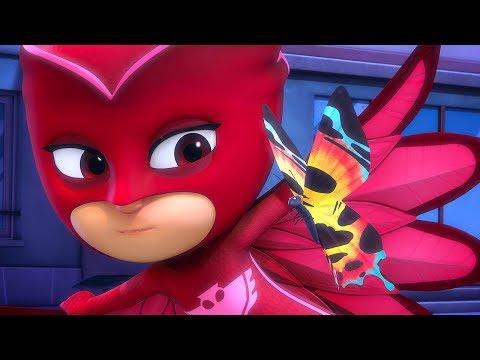PJ Masks Super Pigiamini   Gattoboy e la Brigata Farfalle   Nuovi Episodi   Cartoni Animati