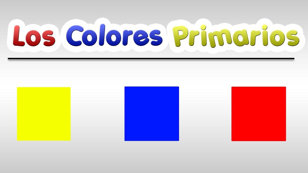Canciones Infantiles en HD - Los Colores Primarios | Baby Heroes Tv ...