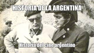 29 - Historia de Argentina - Historia del cine argentino (Audio)