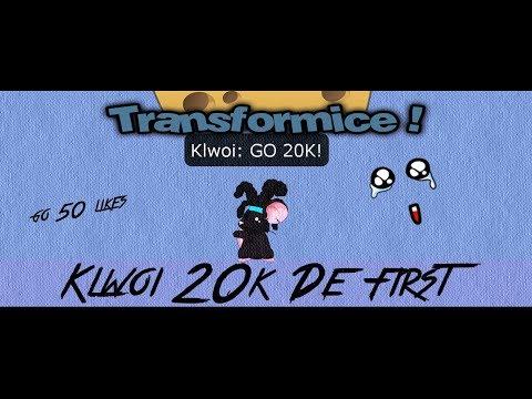 TRANSFORMICE- Klwoi 20k De first Racing *-*