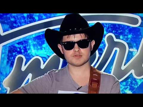 Blind country singer American Idol 2015