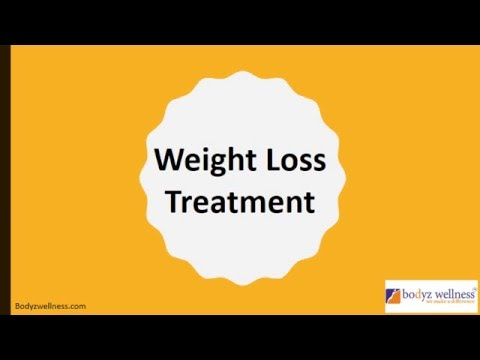 Weight Loss Treatment in Mumbai, India- Bodyz Wellness Clinic