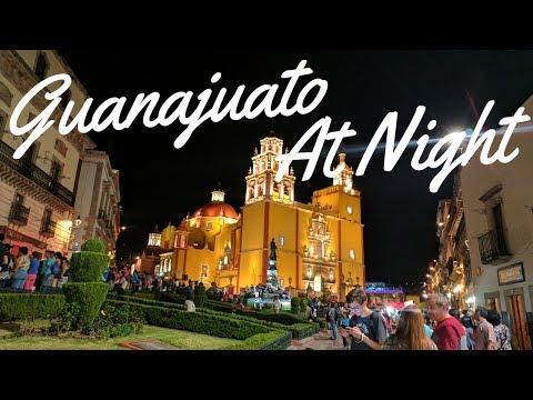 Guanajuato Mexico Travel Vlog Part 5: Parades, Tacos & Tequila!
