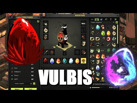 [Dofus] ECAFLIP MODE VULBIS ! (STUFF ROXX + 30% RES) - TEST