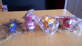 Super Wings Chaki Kids Meal KFC Indonesia