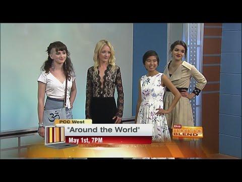"Pima Community College Spring Fashion Show - ""Around The World"""