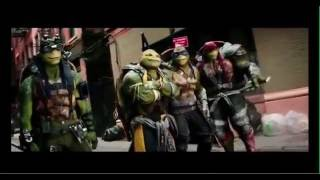 Teenage Mutant Ninja Turtles 2: Out of the Shadows - Trailer FULL