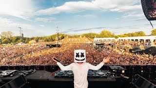 Marshmello at Ilesoniq Music Festival in Montreal, Canada Recap