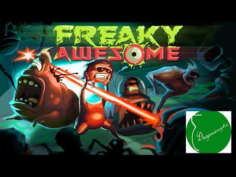 Freaky Awesome;mutants, arcade and fighting |