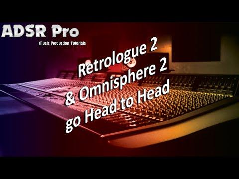 Cubase Retrologue 2 and Spectrasonics Omnisphere 2 Comparison