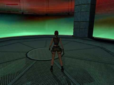 Tomb Raider VI: Angel of Darkness - Boss Fight! |