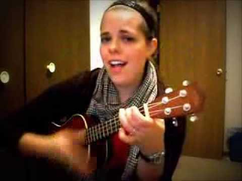 Collide Ukulele Cover By Erin Barger Youtube