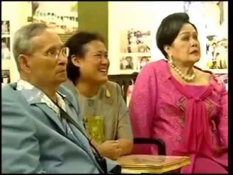 27APR12 THAILAND's NEWS ; PART1 ; {ในหลวงพระราชินีทอดพระเนตรพิพิธภัณฑ์สมเด็จพระพันวัสสาอัยยิกาเจ้า}