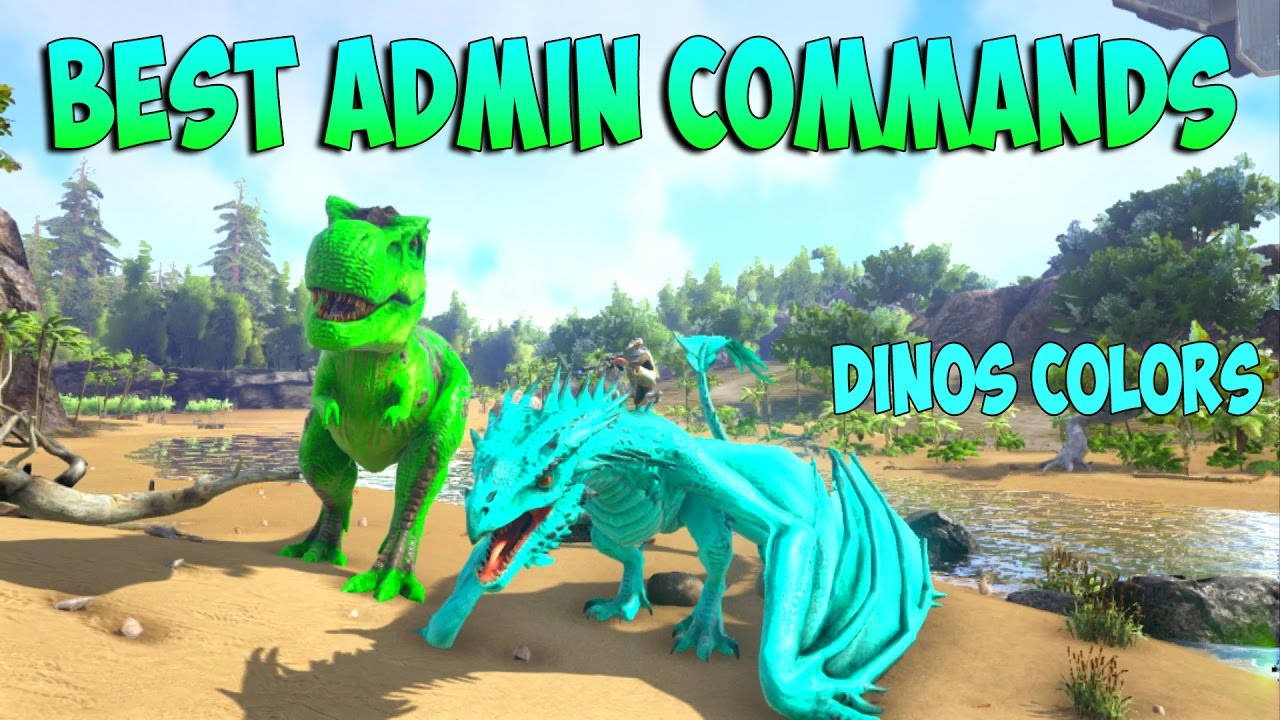 How to give admin ark xbox one