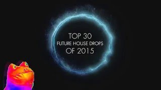 TOP 30 FUTURE HOUSE DROPS of 2015