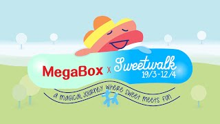 Megabox x Sweetwalk 復活節最大彈彈嘉年華