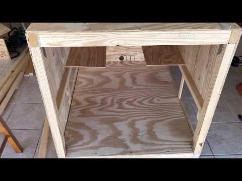 Outdoor Mining Box