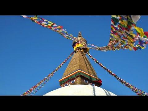 Nepal Episode 1 - Kathmandu (Raw video audio) Du lịch Nepal và trecking vùng Mustang