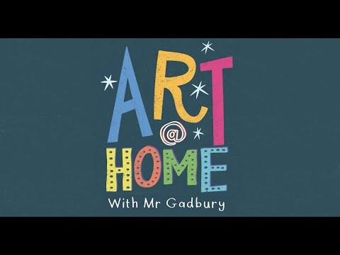 Pop Art With Mr. Gadbury