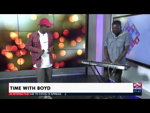 Time with Boyd - JoyNews Interactive (22-1-21)