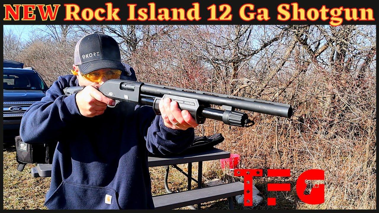 "Download NEW Rock Island ""All Generations"" 12 ga Shotgun - TheFirearmGuy"