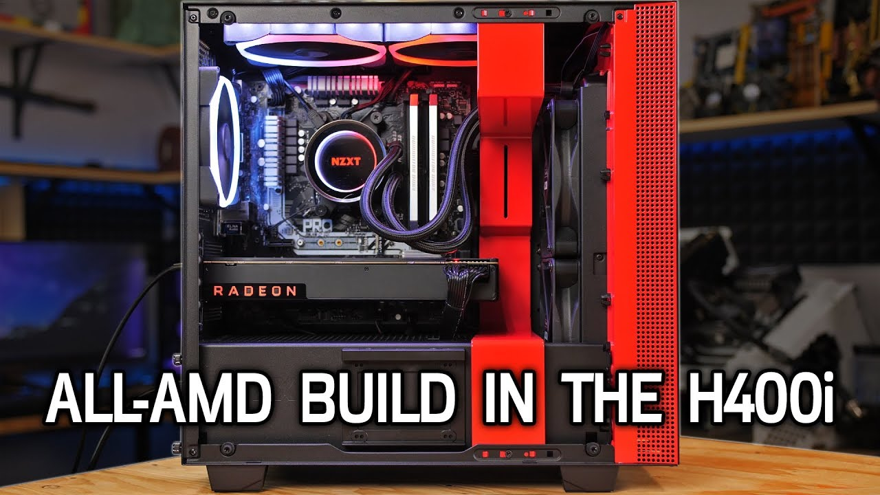 Building A Gaming Pc With