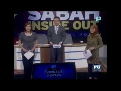(Part 3/3) Sabah Inside Out - PTV Special Forum - [March 6, 2013]