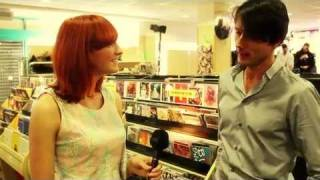 Brett Anderson Interview 2011