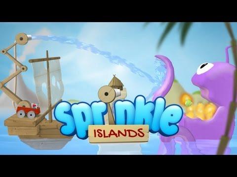 Sprinkle Island - Universal - HD Gameplay Trailer