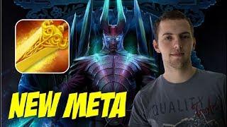 NEW META? - Terrorblade Radiance by Waga 7.06 - Dota 2