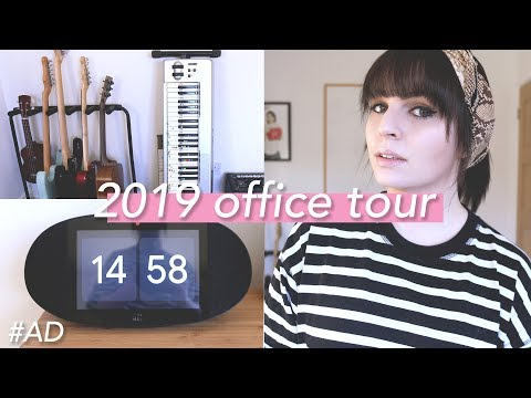 A tour of my new office!