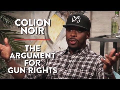 The Argument for Gun Rights (Colion Noir Pt. 2)