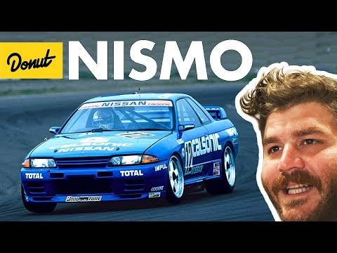 NISMO - Everything You Need to Know | Up to Speed | Donut Media