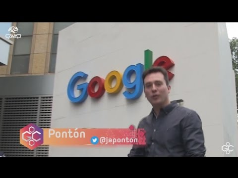 Pont n visita las oficinas de google m xico youtube for Oficinas de youtube mexico